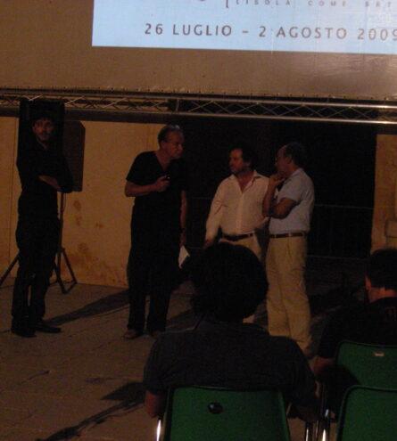 Nunzio Massimo Nifosì, Piero Guccione, S. Schembari, Paolo Nifosì
