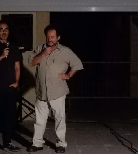 Andrea Traina e Salvatore Schembari