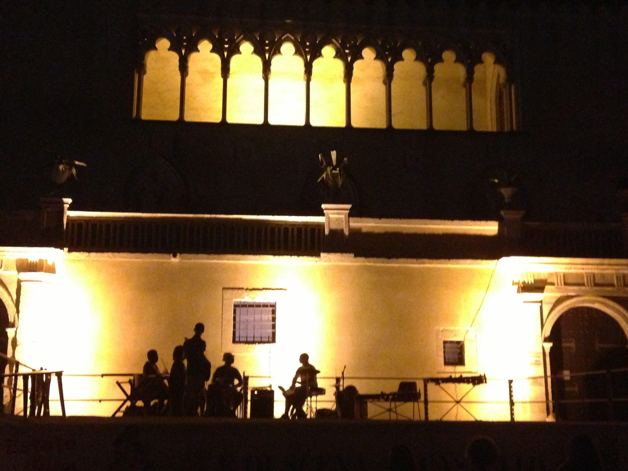 I concerti dell'Arena del Castello