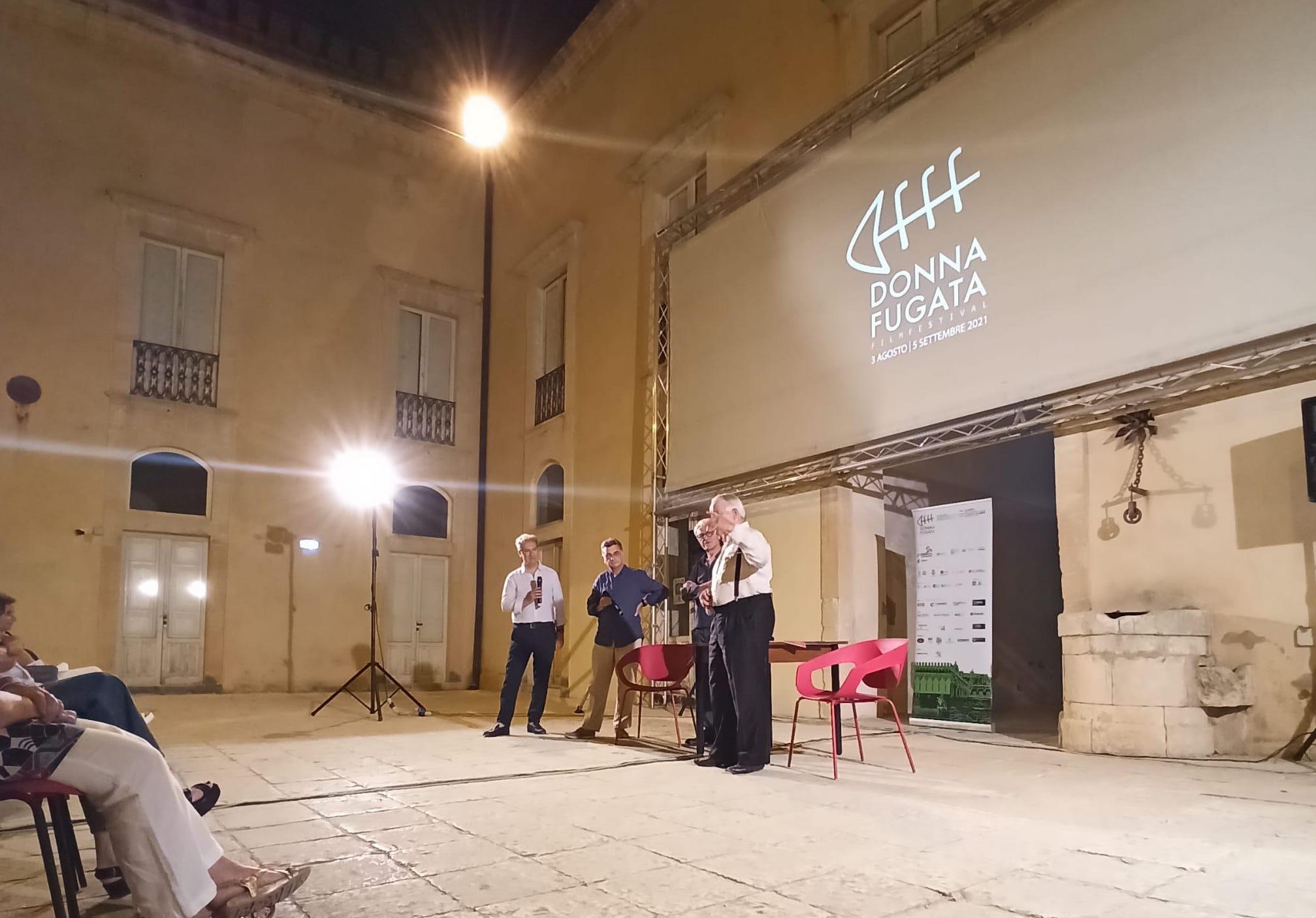 Inclusione e diversabilità. Al DonnaFugata Film Festival questo venerdì una serata speciale. Sabato arriva Francesco Salvi, tra l'altro autore di uno dei tre manifesti di questa edizione